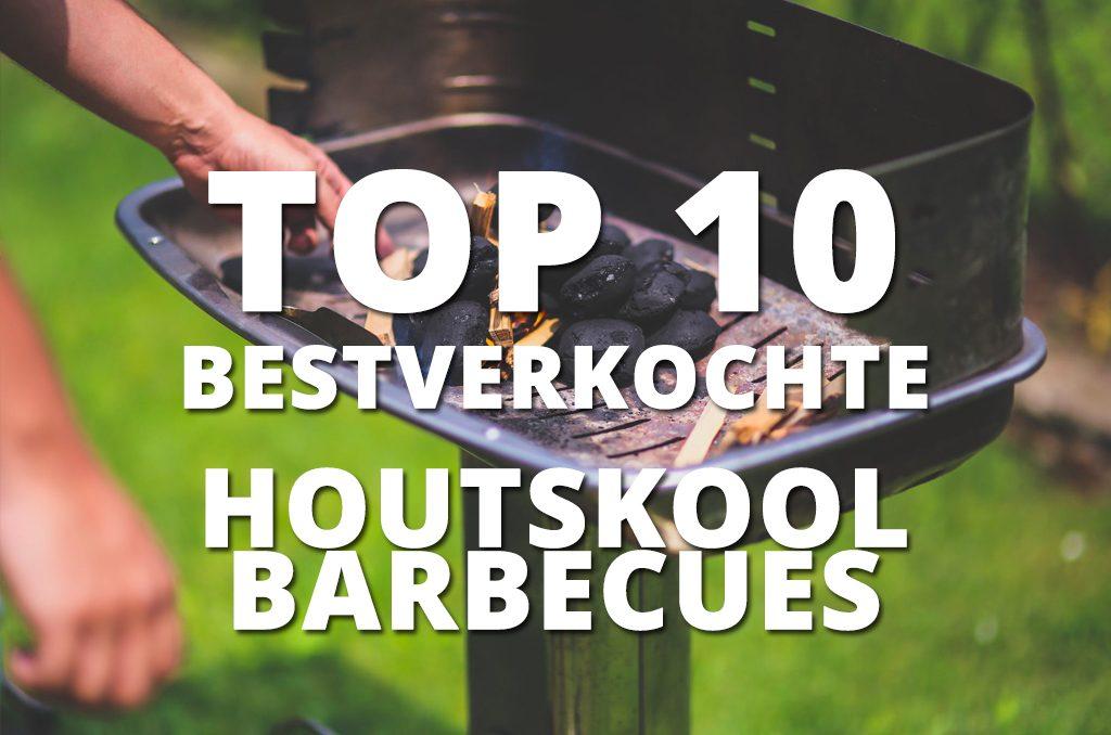 Top 10 bestverkochte houtskoolbarbecues