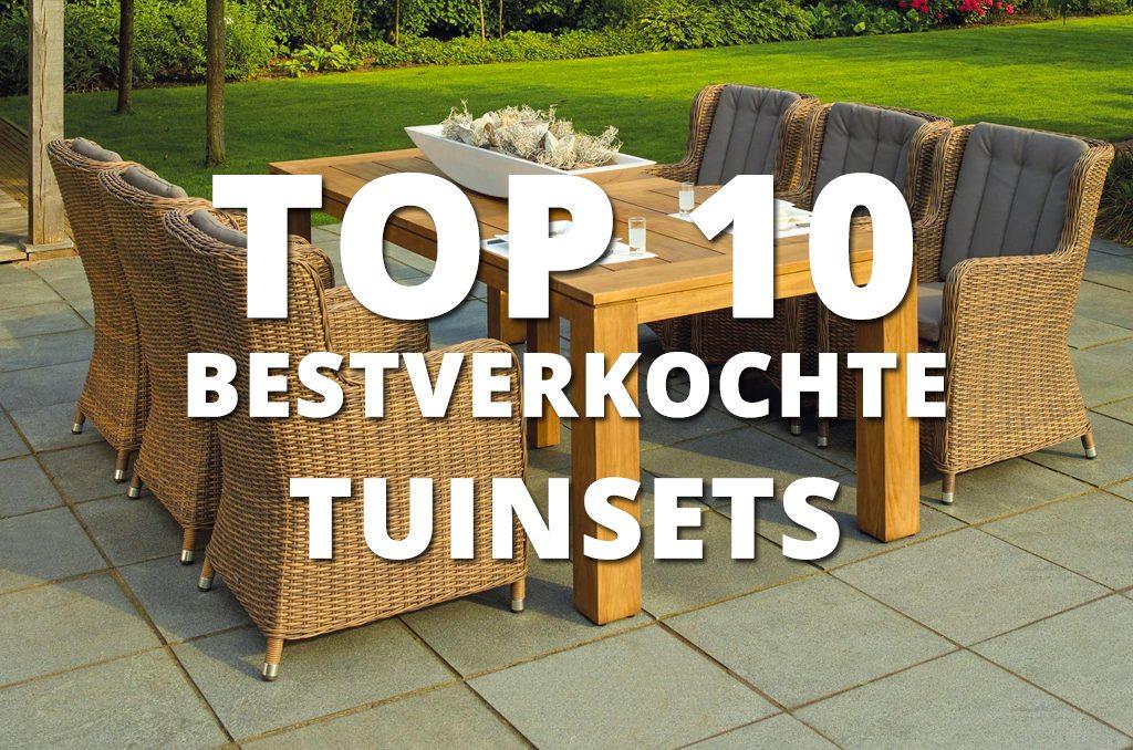 Top 10 bestverkochte tuinsets