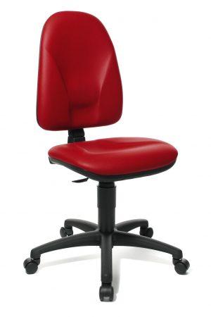 Topstar Bureaustoel Home Chair 50 rood