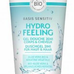 Lavera Basis Sensitiv douchegel/body wash 2in1 F-NL 200ml