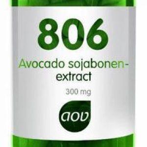 AOV 806 Avocado sojabonen extract 60ca